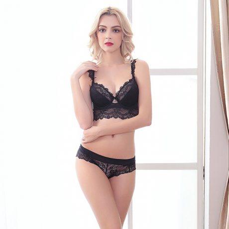 French Lace Panty Set