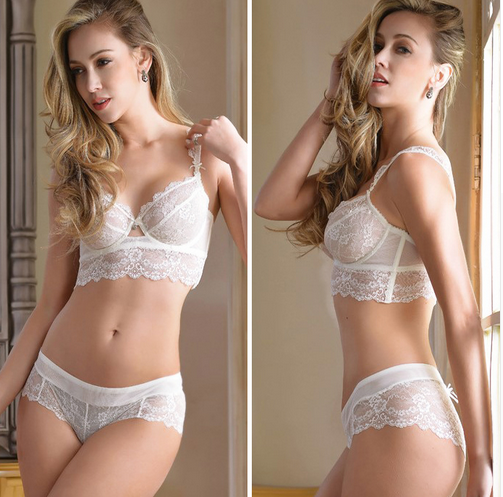 d89bf39ee French Lace Bra Panties Set – Intimates Fit Style