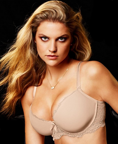 Women Big Size Bra  Satin Lace