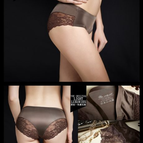 Women's Lace Panties, Seamless Briefs, Underwear, Women Lingerie, Sexy Underwear 1